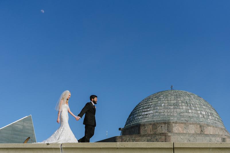 Millennium Knickerbocker Hotel Wedding Photography, Lighted Dance floor, hipster cool, Chicago Temple Wedding Photography, Chicagoland Wedding Photographer